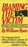 Blaming the Victim (0394722264) by William Ryan