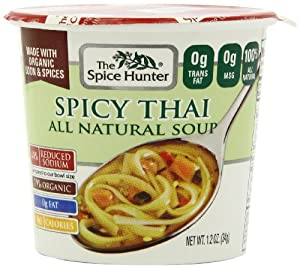 The Spice Hunter Spicy Thai Soup Bowl 16-ounce Containers Pack Of 6 from The Spice Hunter