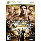 WWE Legends of WrestleMania ~ THQ