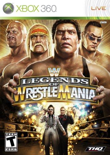 Wwe Legends Of Wrestlemania front-614477