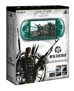 PSP Metal Gear Solid Entertainment Pack - Standard Edition