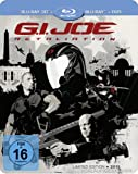 DVD - G.I. Joe: Die Abrechnung - Steelbook (exklusiv bei Amazon.de) [3D Blu-ray + Blu-ray + DVD] [Limited Edition]