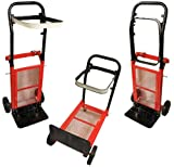 Good Ideas Multi Purpose Garden Cart Sack Truck and Trolley (1450) Make lightwork of heavy jobs in the garden.