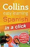Ronan Fitzsimons Spanish in a Click (Collins Easy Learning Spanish)