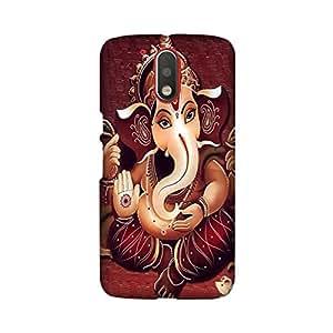 Yashas LG G5 Designer Printed Case & Covers Premium Quality (LG G5 Back Cover) - Lord Ganesha