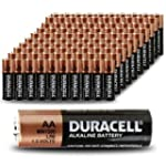 Duracell Coppertop MN1500 AA Batterie...