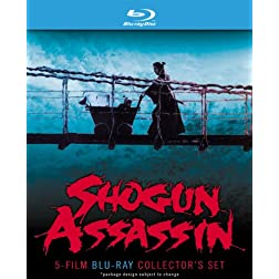 Shogun Assassin - 5 Film Collector's Edition [Blu-ray]