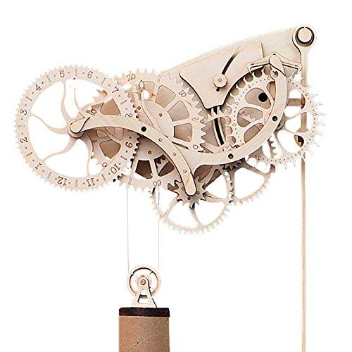 abong-mechanical-wooden-clock-kit