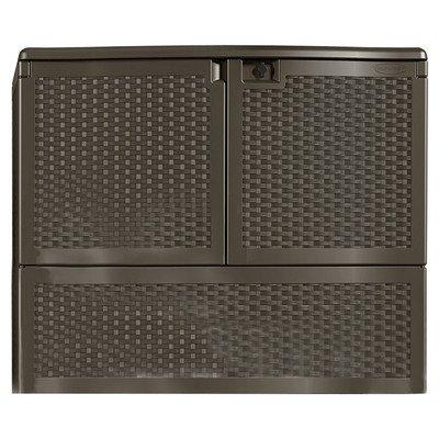 Resin Deck Storage Box