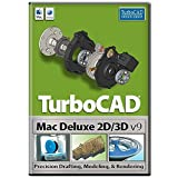 TurboCAD Mac Deluxe 2D/3D v9 [Download]