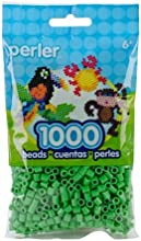 Perler Beads 1000Pkg-Bright Green