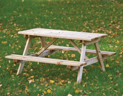 Junior Picnic Table - Kids Picnic Bench