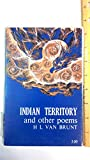 img - for Indian Territory and Other Poems book / textbook / text book