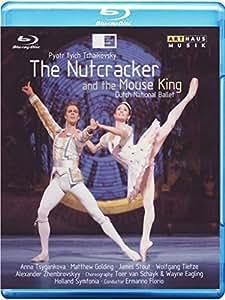 Tchaikovsky: The Nutcracker/ The Mouse King (Arthaus Musik: 108054) [Blu-ray] [2012][Region Free]