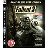 Fallout 3 - Game Of The Year Edition (PS3)by Bethesda