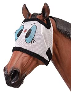Tough 1 Ladybug Mesh Fly Mask, Draft