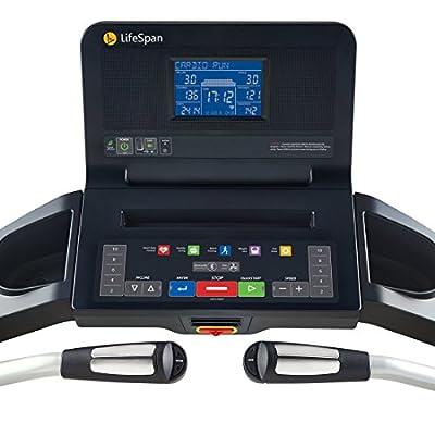 LifeSpan TR3000i Folding Treadmill