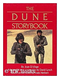 Dune Storybook by Joan D. Vinge