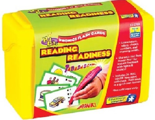 Educational Insights Set 1: Reading Readiness
