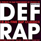 Def Rap - A Tribute To Rap Performed By Studio 99