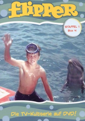 Flipper - Staffel 1, Box 4 [2 DVDs]