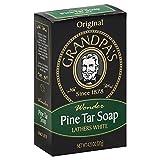 Grandpas Soap Pine Tar 4.25 Oz ( 8 Pack)