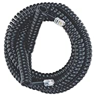 Audiovox Accessories TP282BLR Telephone Cord-25' BLK PHONE CORD