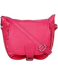 Rapidcostore Sling Bag For Women,sling Bag For Girls Pink Color.