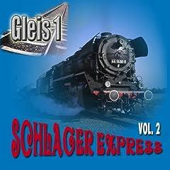 Gleis 1 Schlager Express Vol. 2 Songtitel: Ich denke an Dich Songposition: 22 Anzahl Titel auf Album: 25 veröffentlicht am: 13.09.2010
