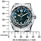 Eterna Men's 1593.41.40.0215 Kontiki Stainless steel GMT Watch