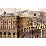 The Crescent, Buxton, by Kenneth Rowntree (V&A Custom Print)