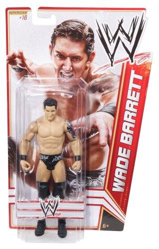 Imagen de Wade Barrett WWE Figura de la serie 15