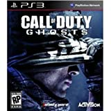 ACTIVISION BLIZZARD INC Call of Duty: Ghosts First Person Shooter - Blu-ray Disc - PlayStation 3 / 84677 /