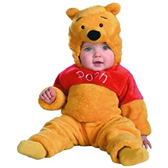 Winnie The Pooh Deluxe Costume - Infant