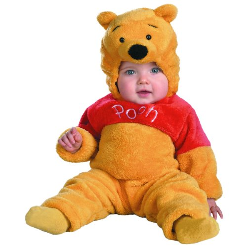 Disney Winnie the Pooh Deluxe Plush Costume for Babies
