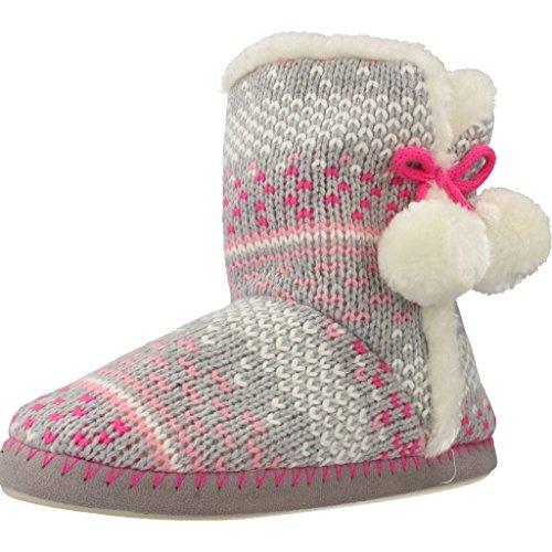 Ragazza stivali, color Grigio , marca GIOSEPPO, modelo Ragazza Stivali GIOSEPPO LLERA Grigio