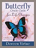 Butterfly Oracle Cards for Life Changes: A 44-card Deck and Guidebook -