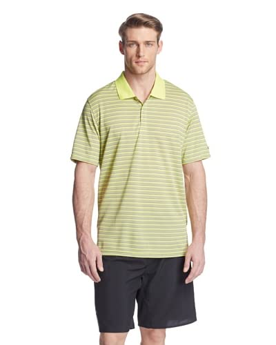 Reebok Men's Stripe Polo