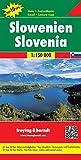Freytag Berndt Autokarten, Slowenien, Top 10 Tips - Maßstab 1:150 000 (freytag & berndt Auto + Freizeitkarten)