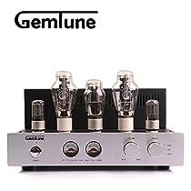 GemTune GP-01 Hi-end Vaccum Tube Amplifier with 300B*2+6N8P*2+5Z3P*1
