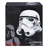 Star Wars The Black Series Imperial Stormtrooper スターウォーズブラックシリーズ帝国ストームトルーパー電子ボイスチェンジャーヘルメット [並行輸入品]