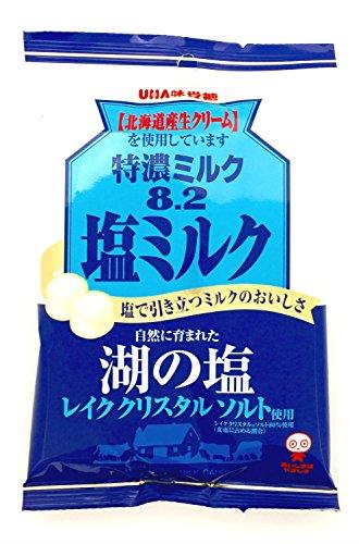 味覚糖 特濃ミルク8.2 塩ミルク 95g×6袋