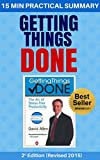 img - for Getting Things Done: 15 MIN PRACTICAL SUMMARY book / textbook / text book