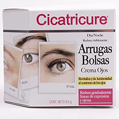 Cicatricure (Crema De Ojos) Eye Cream for Dark Circles, Wrinkles & Bags, Anti Aging Eyes Day and Night Cream