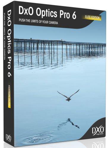 DxO Optics Pro v6.5 Elite