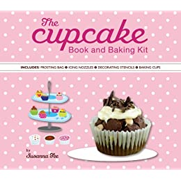 Cupcake Book and Baking Kit