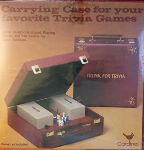 TRIVIAL PURSUIT IN A TRUNK (1981)