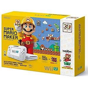 【数量限定】Wii U スーパーマリオメーカー スーパーマリオ30周年セット 【Amazon.co.jp限定】スーパーマリオ30周年オリジナルアクリルカラビナ 付
