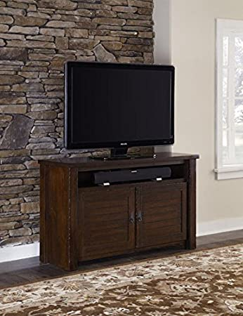 1-Shelf TV Cabinet with 2 Doors