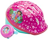 Dora Toddler Microshell Helmet  (Pink)